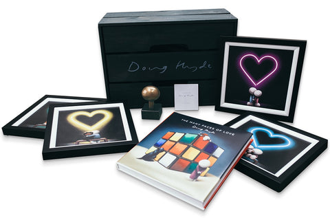 Doug Hyde, The Box of Love, Print Box Set