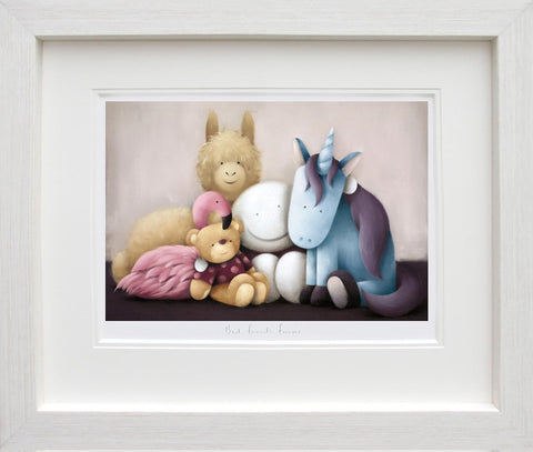 Doug Hyde, Best Friends Forever, Framed