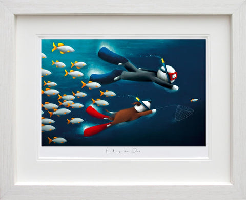 Doug Hyde, Finding the One, Framed