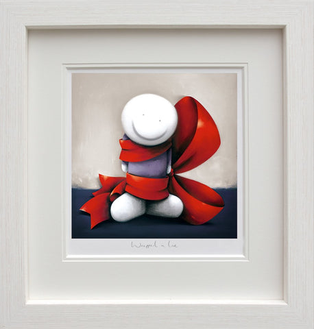 Doug Hyde, Wrapped In Love, Framed