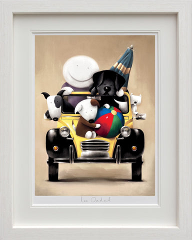 Doug Hyde, Love Overload, Framed