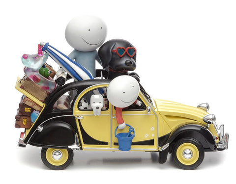 Doug Hyde, Love Overload Sculpture