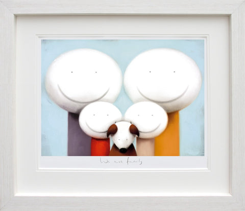 Doug Hyde, We Are Family, Framed