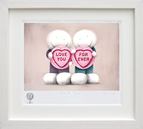 Doug Hyde, Love You Forever (Remarque)