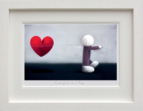Doug Hyde, Caught Up In Love, Framed