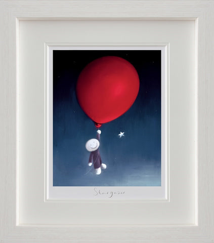 Doug Hyde, Star Gazer, Framed