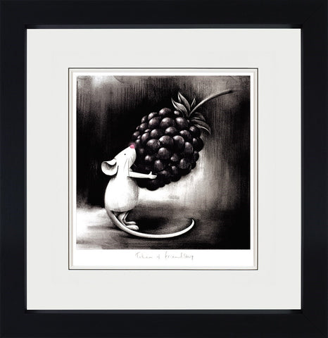Doug Hyde, Token of Friendship, Framed