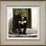 Fabian Perez, Waiting for the Romance to Come Back I, Framed