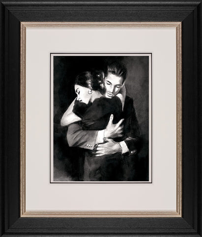 Fabian Perez, The Embrace II, Framed