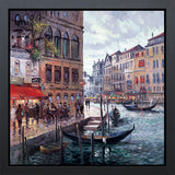 Henderson Cisz, Dreaming of Venice, Framed