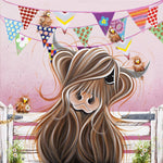 Jennifer Hogwood, Twitter Friends