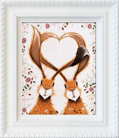 Jennifer Hogwood, Heartfelt, Framed