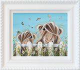 Jennifer Hogwood, Bug Life, Framed