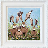 Jennifer Hogwood, The McHoppers, Framed