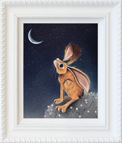 Jennifer Hogwood, Moongazer, Framed