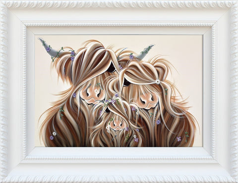 Jennifer Hogwood, Precious McMoments, Framed
