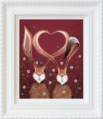 Jennifer Hogwood, Share the Love, Framed