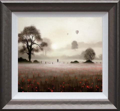 John Waterhouse, Dawn Voyagers, Framed