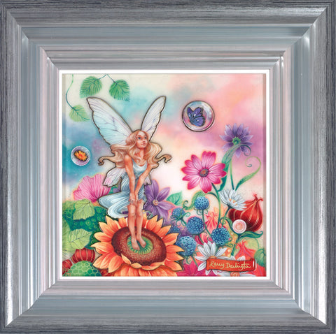 Kerry Darlington, Tinker Bell, Framed