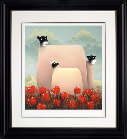 Mackenzie Thorpe, Family, Framed