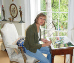 Jenny Agutter signing The Railway Children Edition