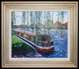 Timmy Mallett, Narrowboat Joy (Original)