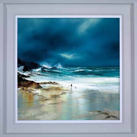 Philip Gray, Moonlight Bay, Framed