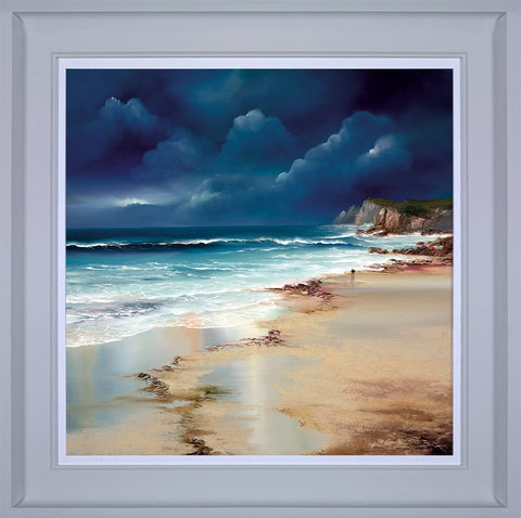 Philip Gray, Twilight Walk, Framed