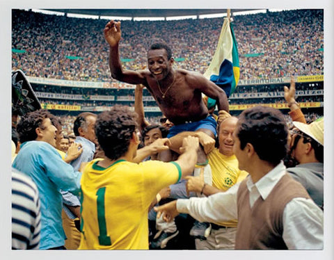 Pele, World Cup Victory 1970
