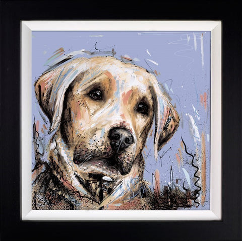 Samantha Ellis, Paws for Thought, Framed