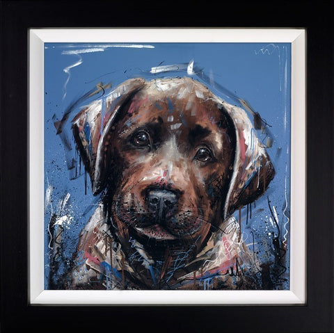Samantha Ellis, Dirty Dog, Framed