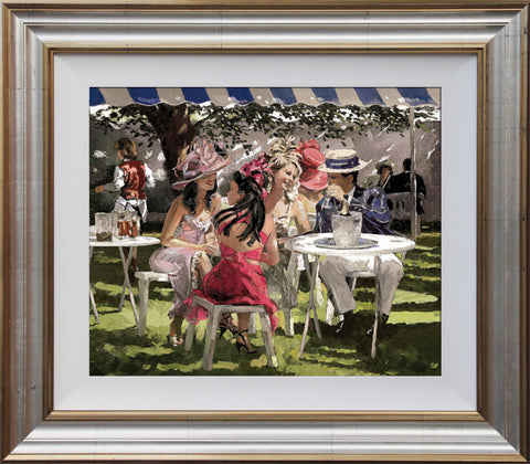 Sherree Valentine Daines, The Social Season, Framed