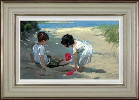 Sherree Valentine Daines, Shady Retreat, Framed