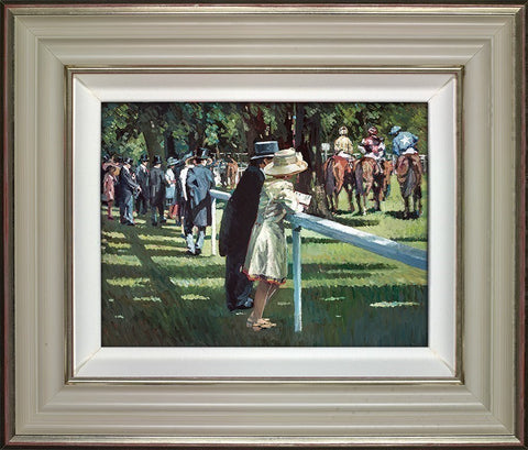 Sherree Valentine Daines, On Parade, Framed