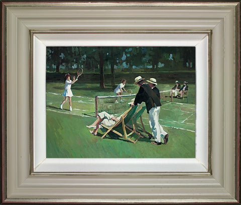 Sherree Valentine Daines, Perfect Match, Framed
