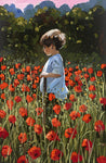 Sherree Valentine Daines, Lost Amongst The Poppies