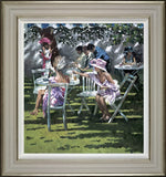 Sherree Valentine Daines, Champagne in the Shadows, Framed