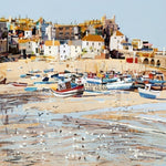Tom Butler, Low Tide, St Ives Bay