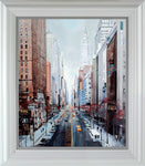 Tom Butler, Streets Ahead, Framed