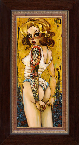 Todd White, Tainted Love, Framed