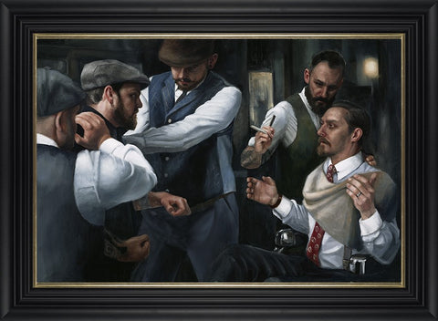 Vincent Kamp, The Betrayal, Framed