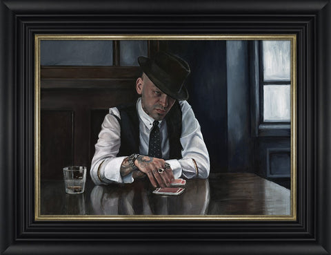 Vincent Kamp, Let the Cards Decide, Framed
