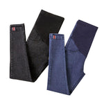 Denim Jeans Maternity Pants