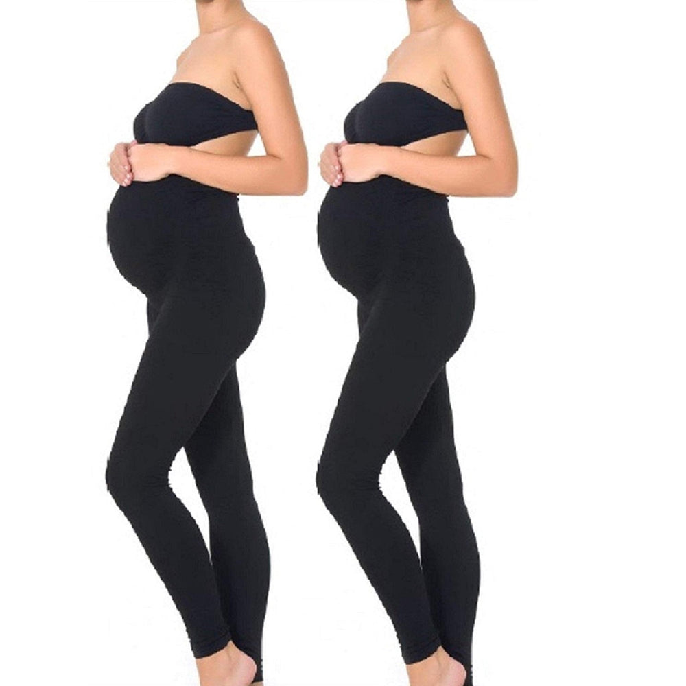 Women's Maternity Pregnancy Stretch Pants