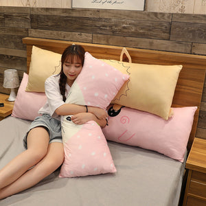 Large Double Soft Maternity Pillow