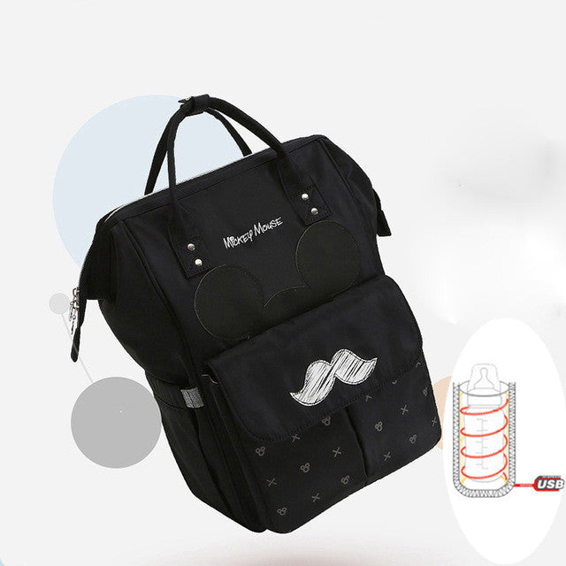 Maternity Baby Care Nappy Travel Bag