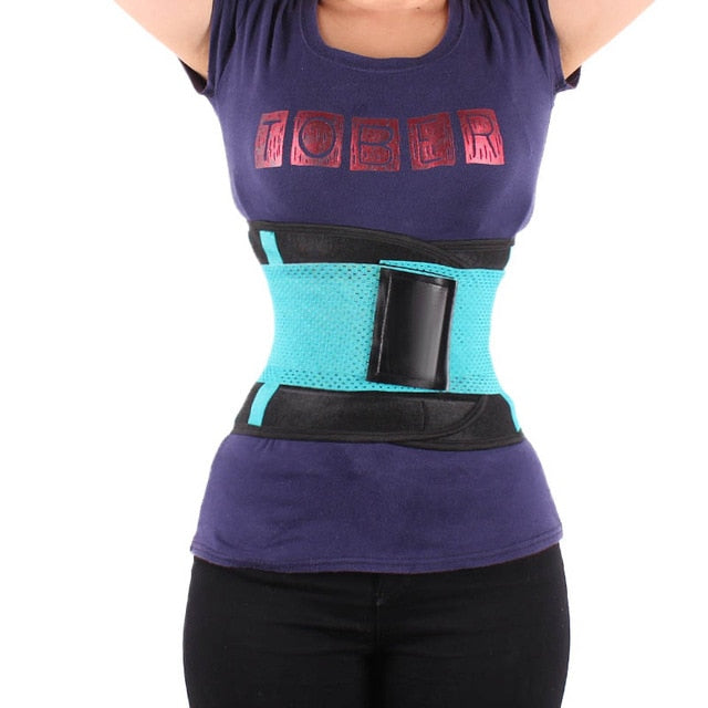 Waist Trainer Burn Fat Loss Weight Girdle