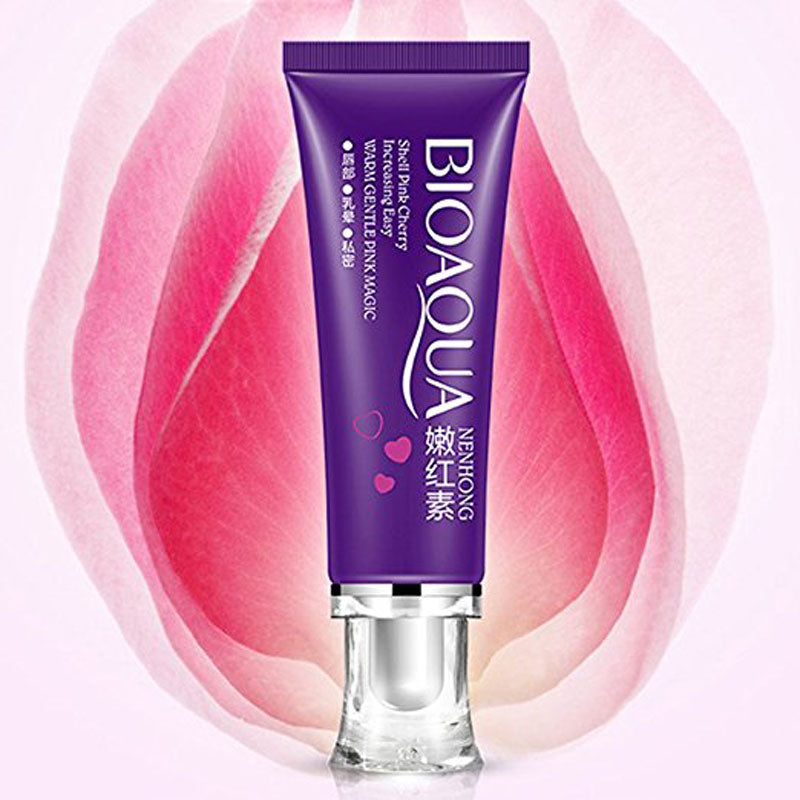 Intimate Parts Bleaching Pinkish Gel Cream Whitening Body Cream Vagina Lips Nipples Underarm Armpit Skin Care Whitening Cream