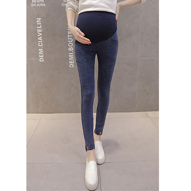Maternity Pregnant Women Denim Jeans Pants