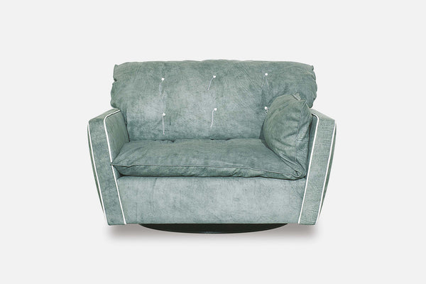 Armchair criteria for Baxter paola navone